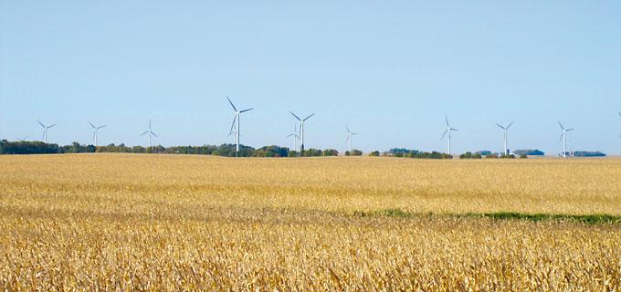 Iowa Lakes Community College wind energy?